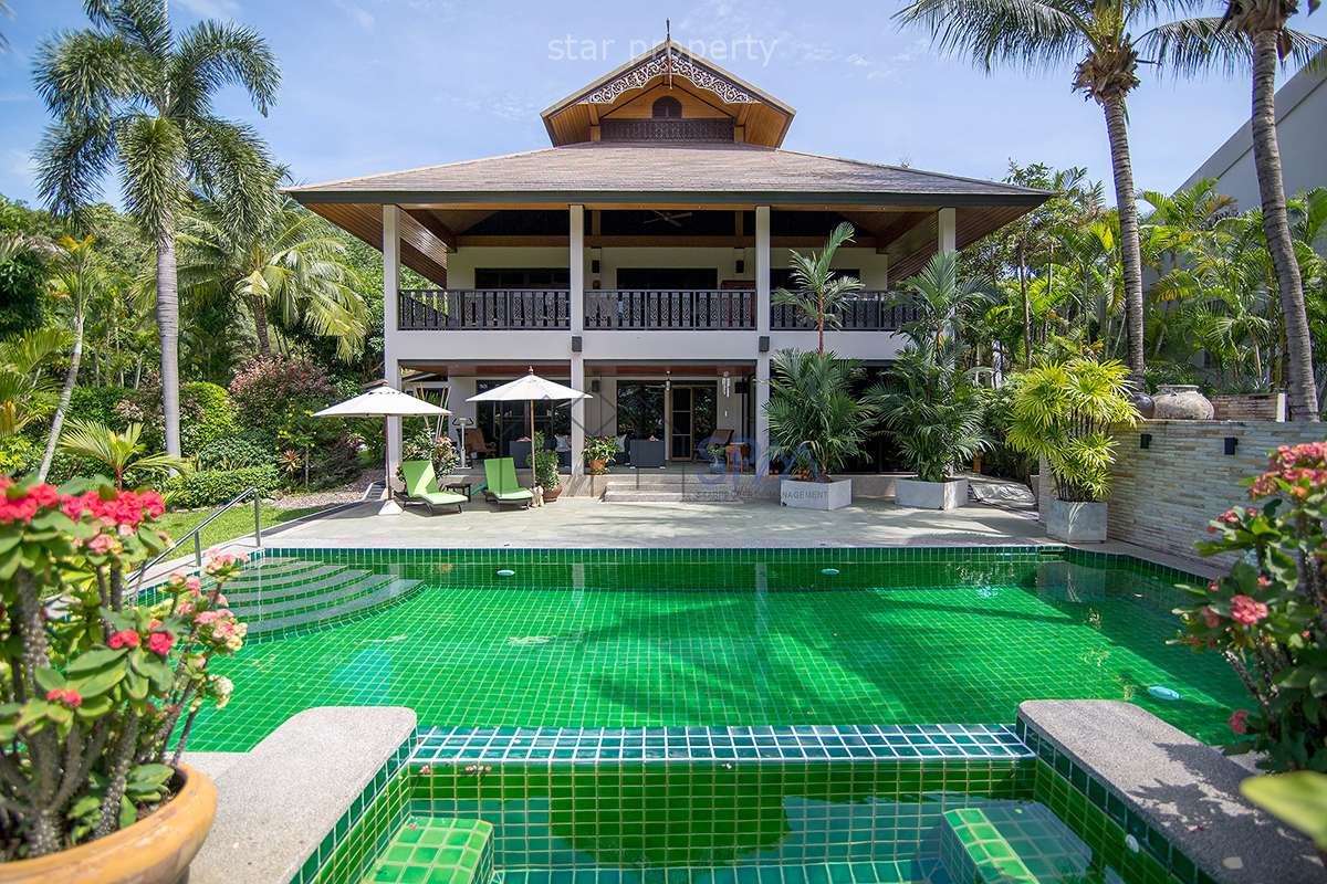 The Oriental Thai Pool Villa