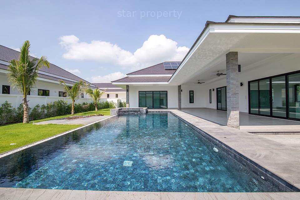Eco-Friendly 5 Bedroom Pool Villa for Sale at The Clounds