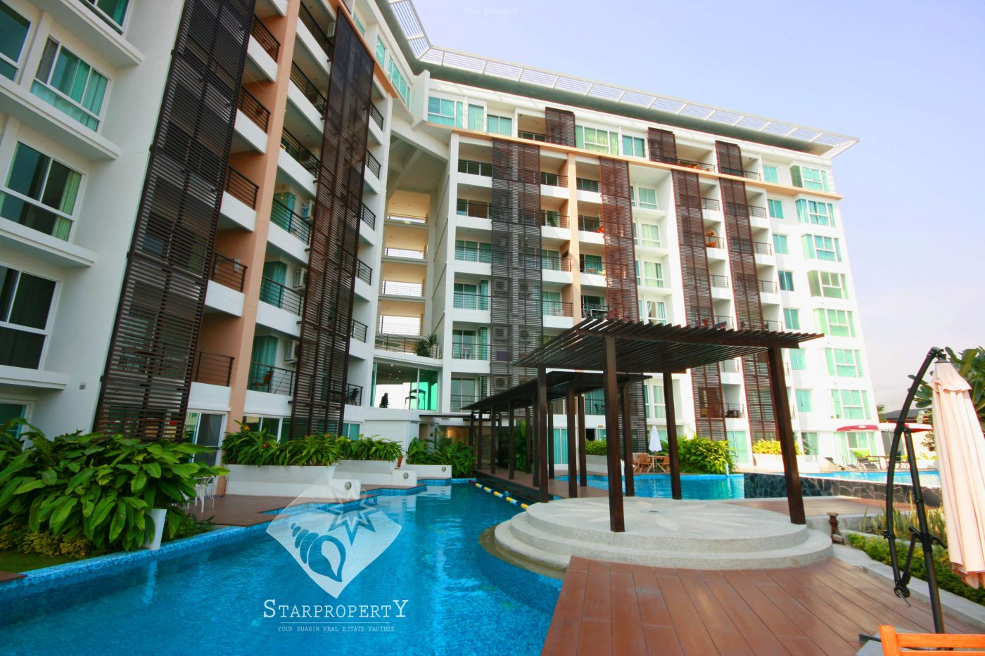 Condominium for Rent in Hua Hin town at Hua Hin