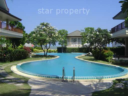Condominium on  Cha Am Beach for Rent at Baan Talay Samran Condominium