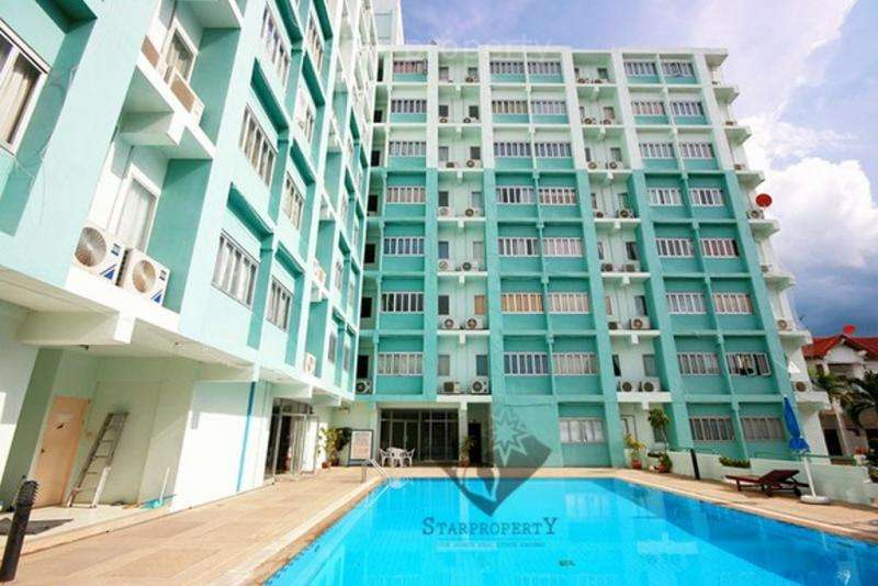Fully Furnished Studio Apartment for Rent at Sport Villa