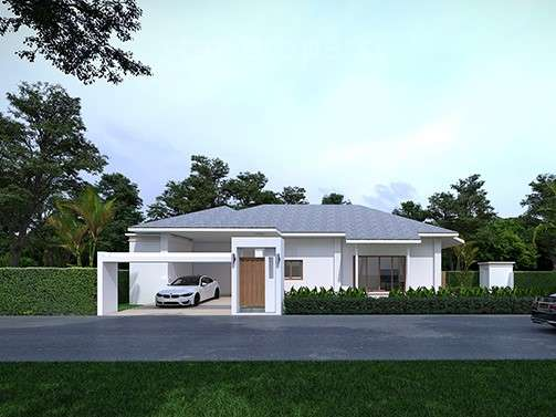 New Luxury Project For Sale at Hillside Hamlet 8