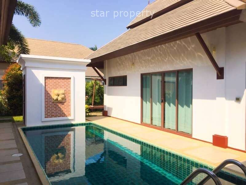 3 Bedroom Bungalow for Sale at Lavallee Soi 70 Hua Hin at Hua Hin District