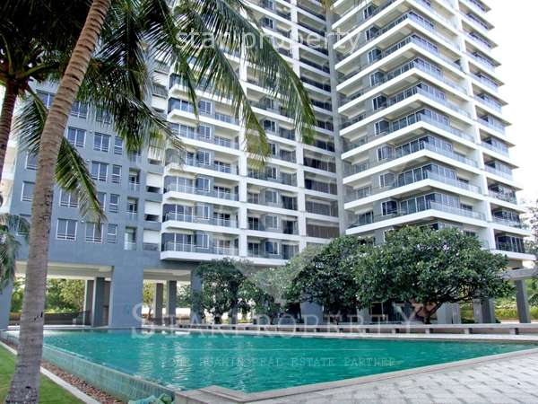 Spacious 2 Bedroom Penthouse at Rimhad Condo Cha Am at Rimhaad