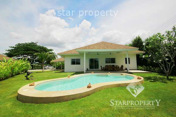 Pool Villa for Rent at The Grove Villa near Black Mountain at Grove Villa