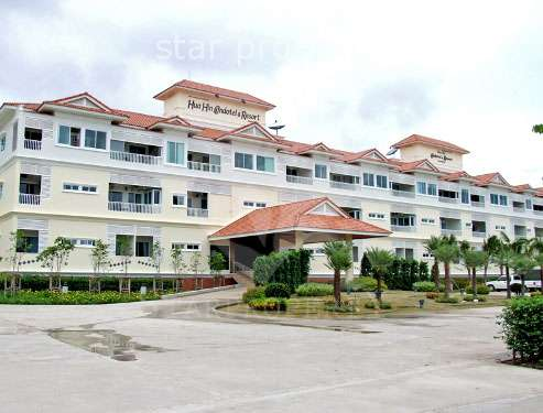 Condominium in Hua Hin for Sale at Hua Hin Condotel & Resort Taweeporn