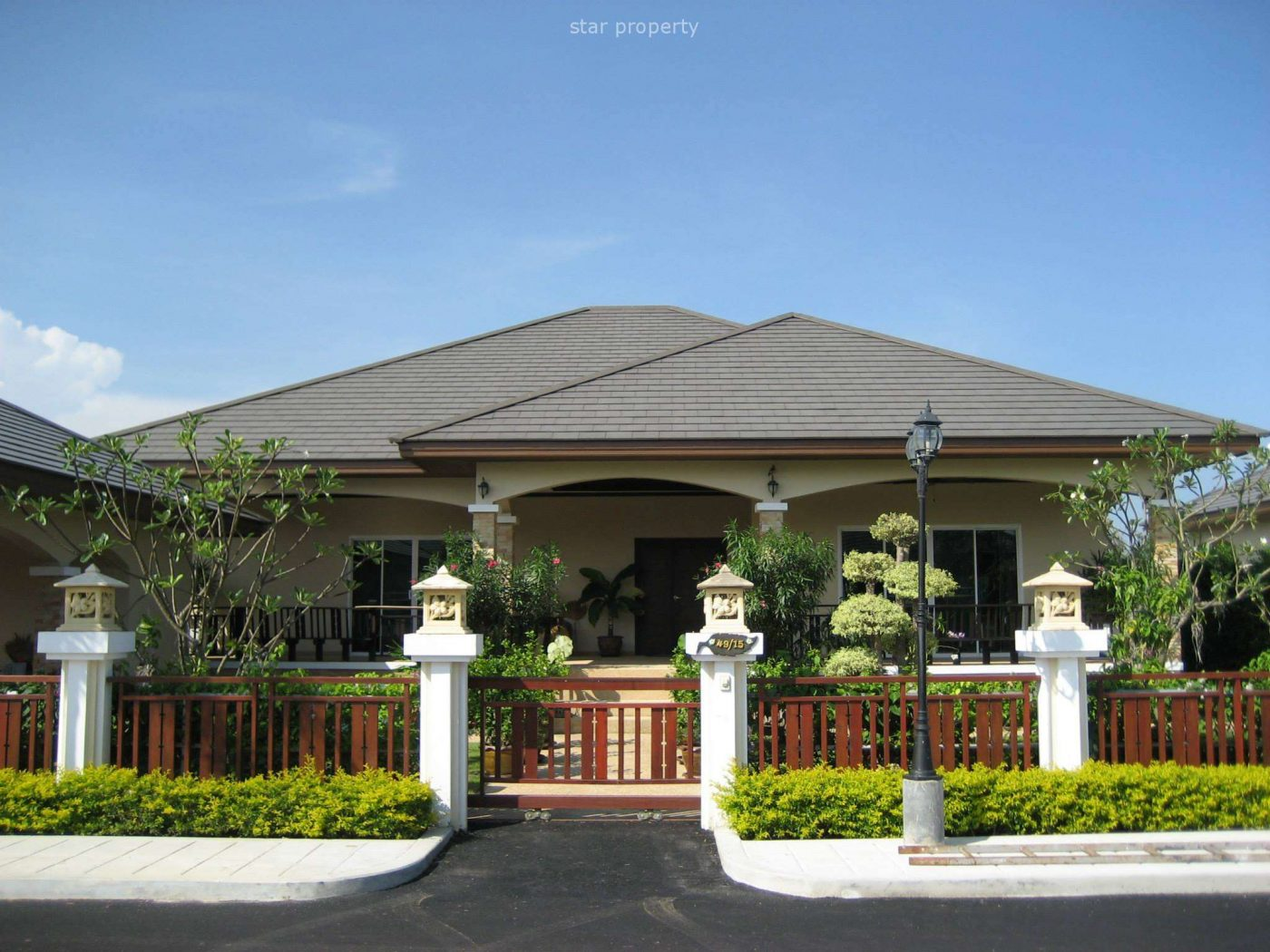 3 Bedroom Bungalow for Sale in Cha Am at Cha Am District