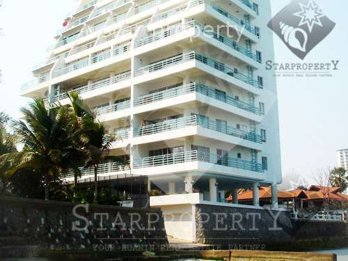 2 Bedroom Condominium at San Chan Khao Takiab Hua Hin