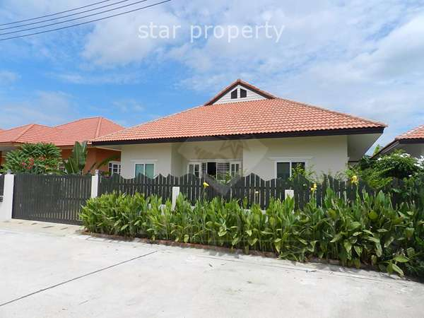 3 Bedroom Villa in Huay Sai Tai, Cha Am at Huay Sai Tai