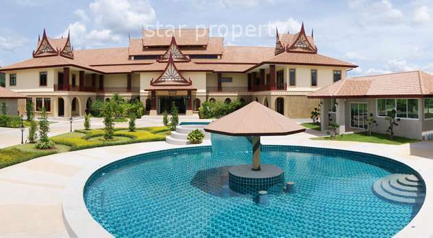 Luxury Thai Styled Pool Boutique Resort in Hua Hin Soi 88 at Hua Hin Soi 88
