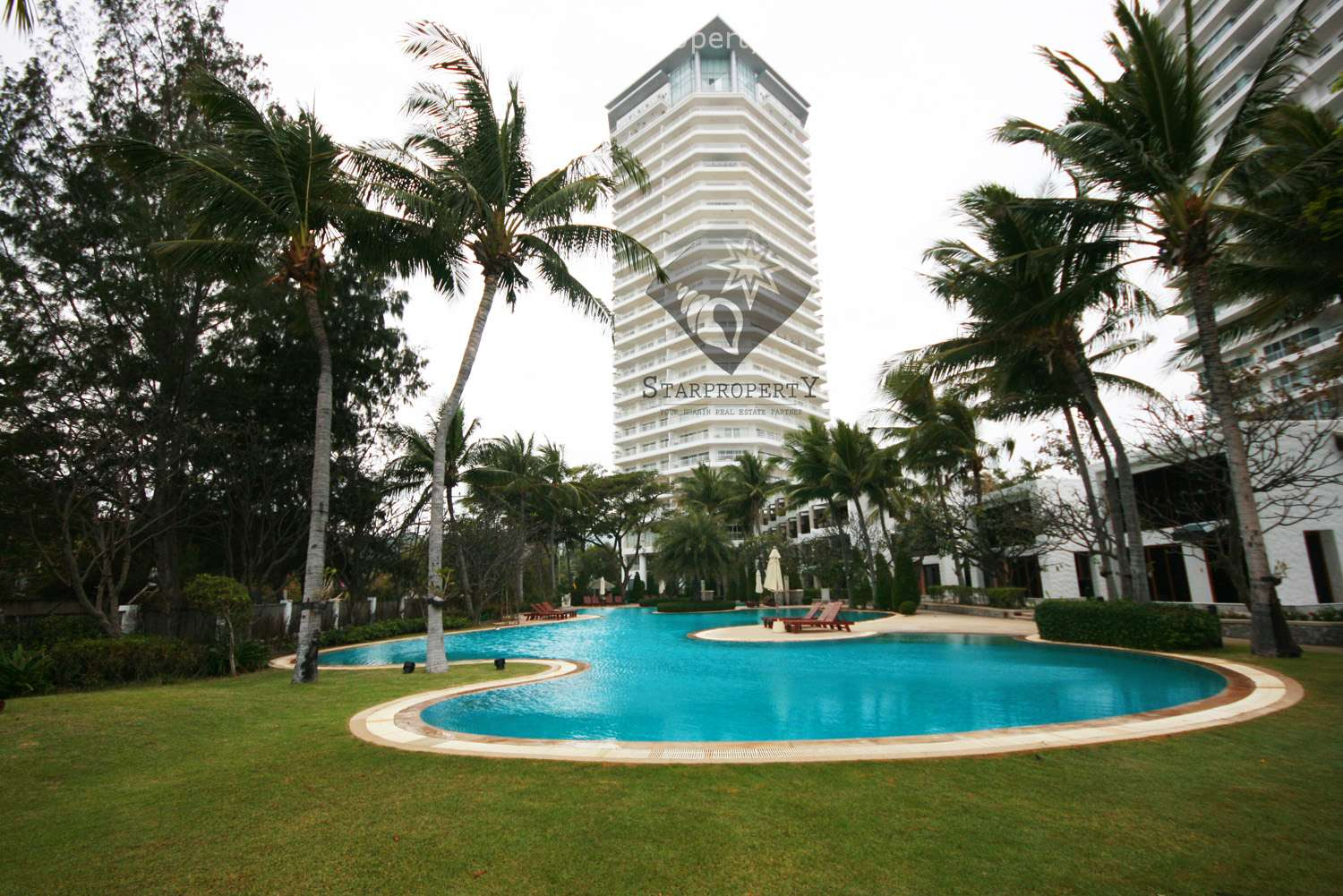 1 Bedroom Condominium for Sale at Baan Lonsai, Hua Hin at Baan Lonsai, Hua Hin