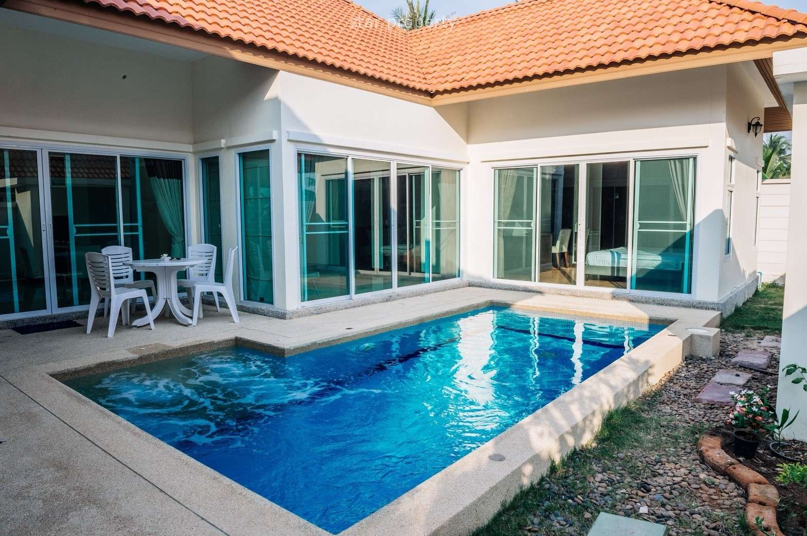 The Legacy Pool Villa Hua Hin Soi 70