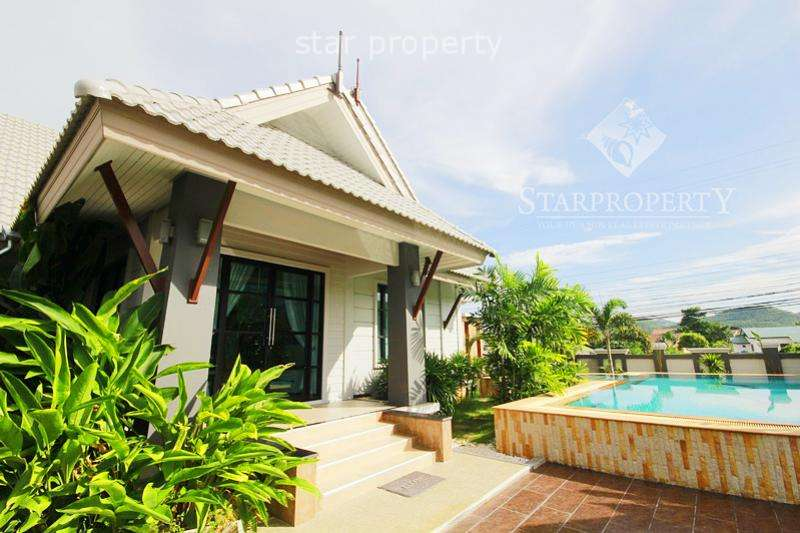 Beautiful 3 Bedroom Villa at Tippawan Hua Hin