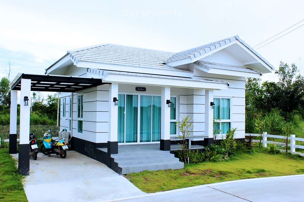 Baan Rabiengkao Near Bypass Road for Rent
