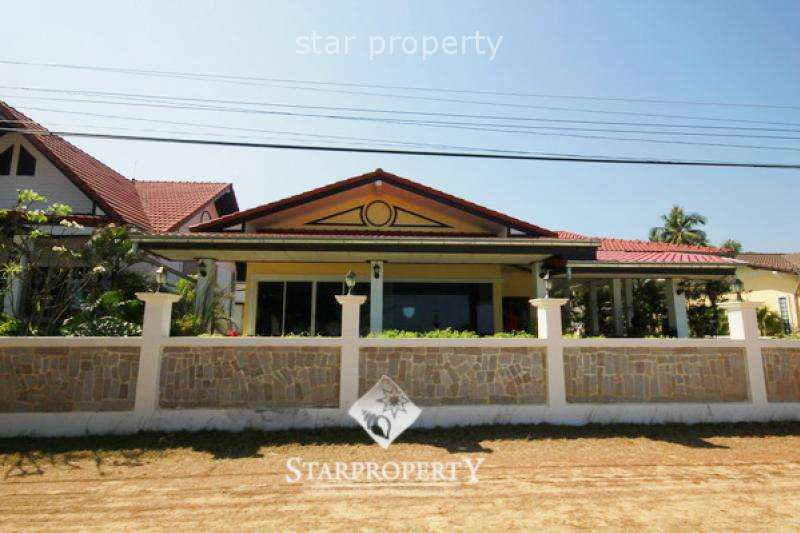 3 Bedroom Beach Bungalow at Huay Yang