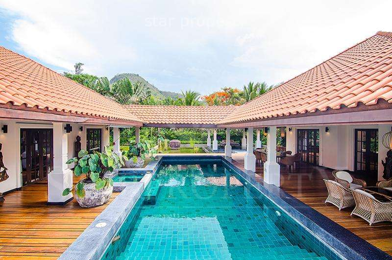 Thai Balinese Pool Villa at White Lotus 2 in Hua Hin Soi 116 at Hua Hin District, Prachuap Khiri Khan, Thailand