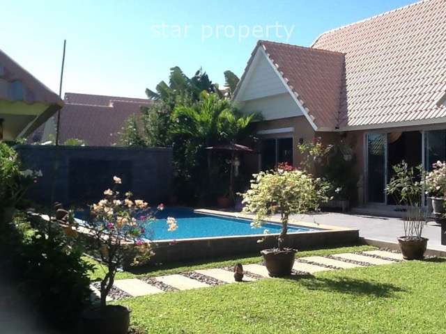 3 Bedroom Pool Villa for Sale at Dusita Hua Hin Soi 112 at Hua Hin District, Prachuap Khiri Khan, Thailand