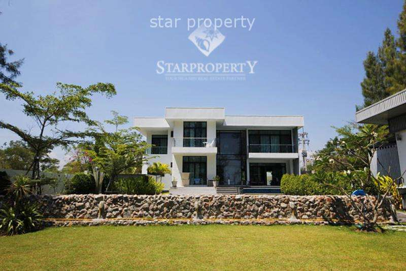 Exclusive and Modern Beachfront Villa for Sale