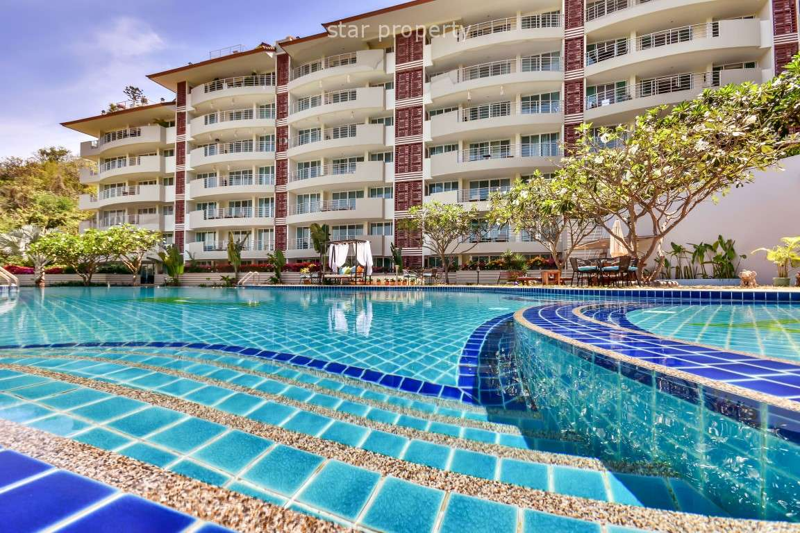 2 Bed Unit at Sea Ridge with Private Pool at Sea Ridge Hua Hin Soi 134