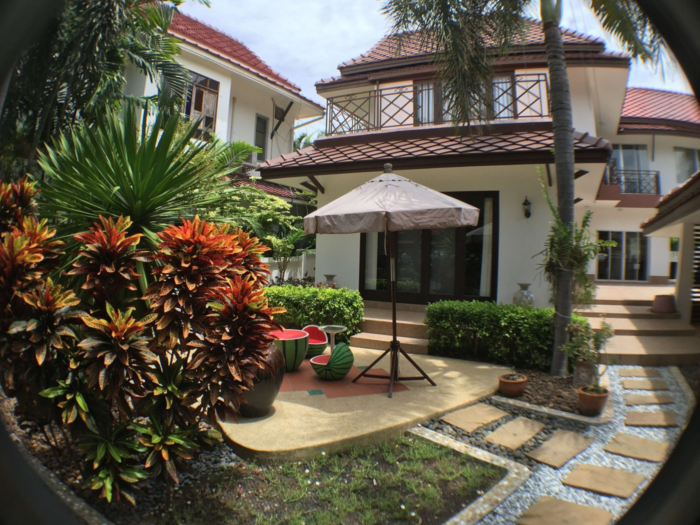 3 Bedroom Balinese Style House for Sale at Beverly Hills Hua Hin
