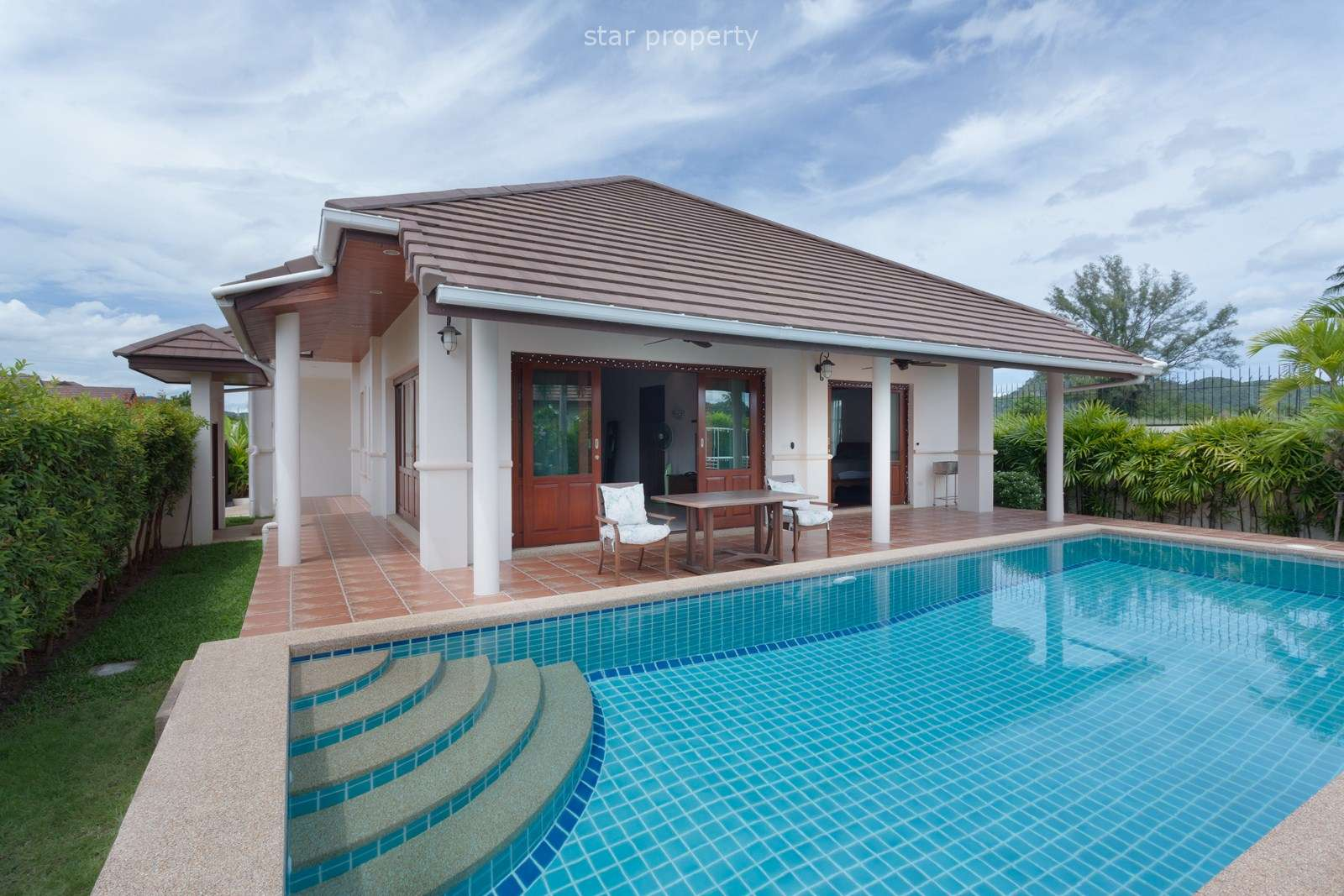 3 Bedroom Pool Villa at Hillside Hamlet Hua Hin for Sale at Hua Hin District, Prachuap Khiri Khan, Thailand