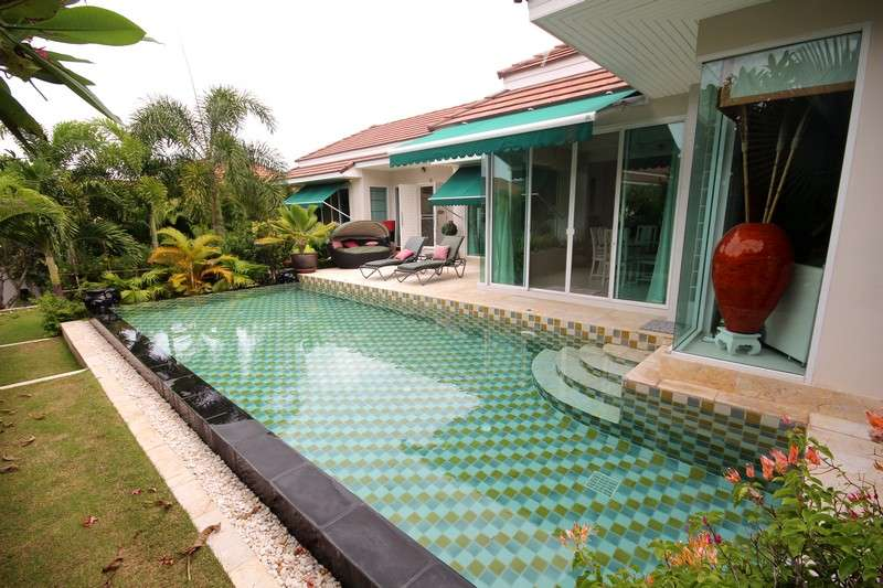 Stunning 4 Bedroom Pool Villa at Red Mountain Hua Hin Soi 88 at Red Mountain