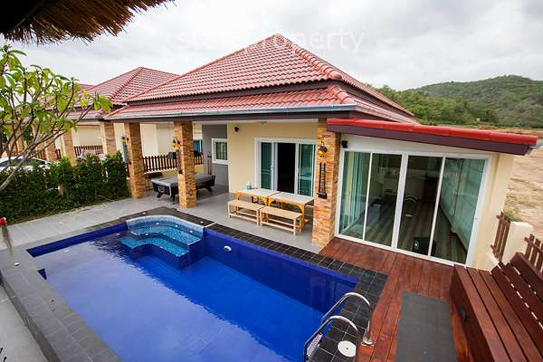 4 Bedroom Pool Villa in Hua Hin Soi 102 at Hua Hin Soi 102