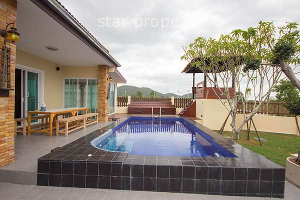 Beautiful House for Rent at Hua Hin District, Prachuap Khiri Khan