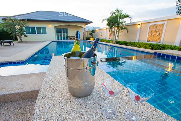 Pool Villas at Villa Harmony In Hua Hin Soi 102