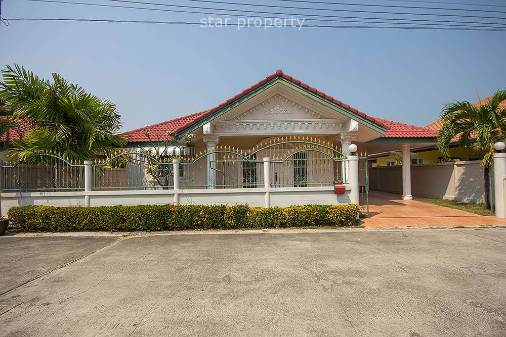Beautiful Villa in Hua Hin for Rent at Hua Hin District, Prachuap Khiri Khan, Thailand
