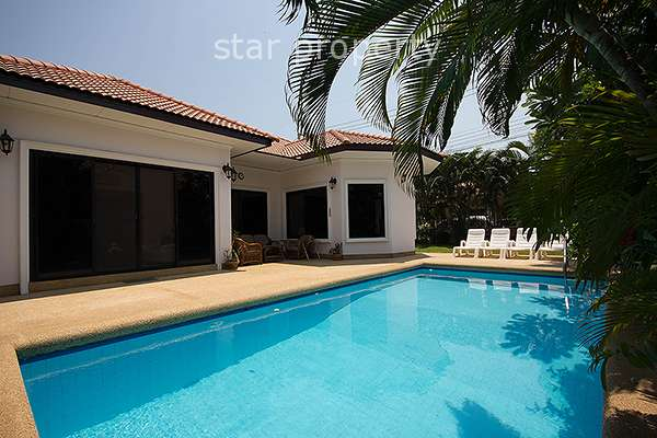 Beautiful Villa with Pool for Rent at Orchid Villas Soi 114