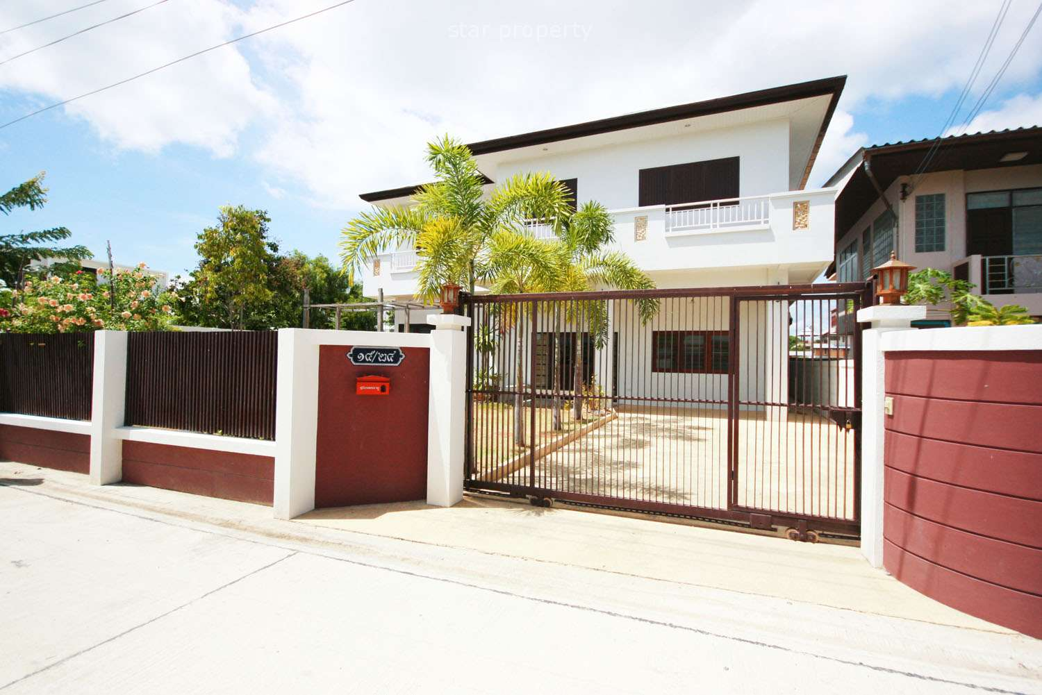 3 Bedroom House in Hua Hin Soi 27