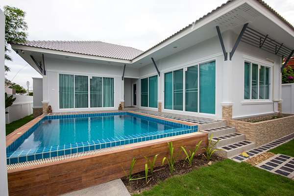 Modern Thai Style Pool villa in Hua Hin at Modern Thai Style Pool villa in Hua Hin