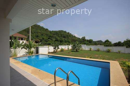 Hua Hin Paradise Villa for rent