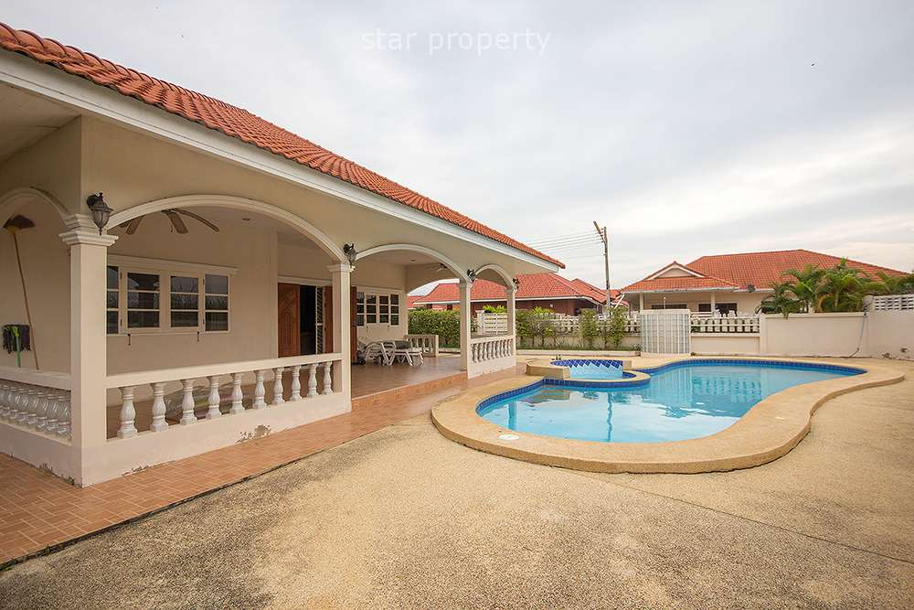 Beautiful Pool Villa for Sale HuaHin Soi 102 at Hua Hin District, Prachuap Khiri Khan, Thailand