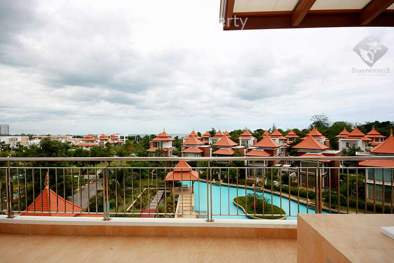 2 Bedroom Apartment at Boathouse Hua Hin at Boathouse