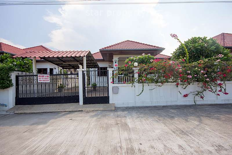 3 Bedroom Villa in Hua Hin Soi 102