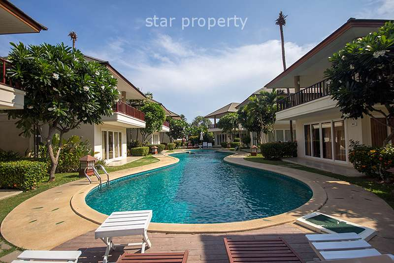 2 Bedroom Villa at Baan Talay Samran Cha Am for Sale at Baan Talay Samran