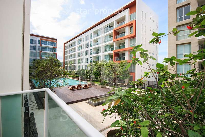 2 Bedroom Condominium at The Breeze Khao Takiab Hua Hin at The Breeze, Hua Hin