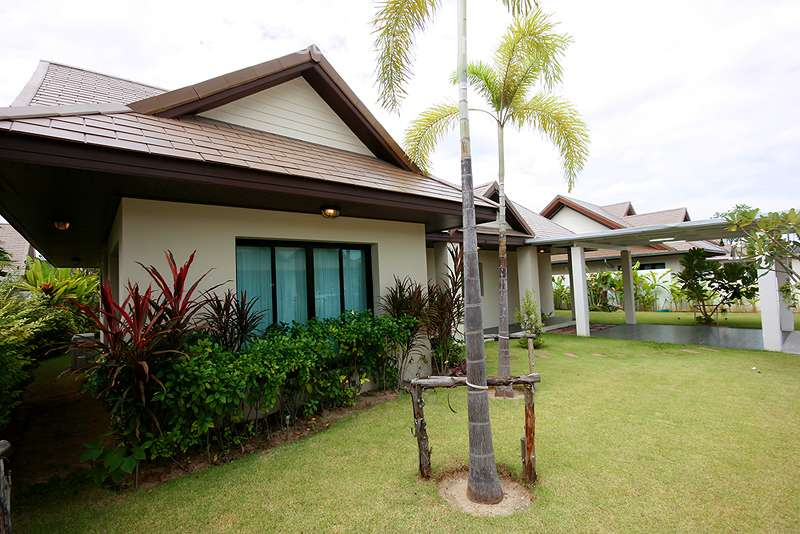 Beautiful Villa for Rent at Hua Hin Hill Village