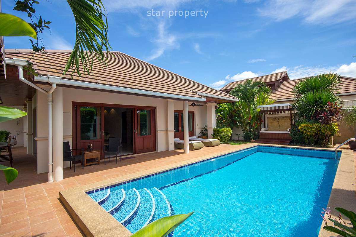 Pool Villa for Rent at Hillside Hamlet 88 at Hillside Hamlet 4