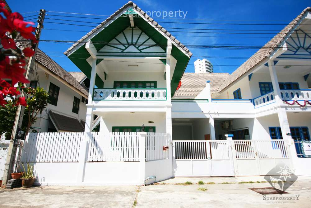 Townhouse for rent  at  Khao Takeib