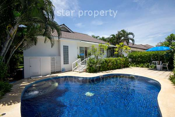 Beautiful House for Rent in Hua Hin at Laguna Soi 102