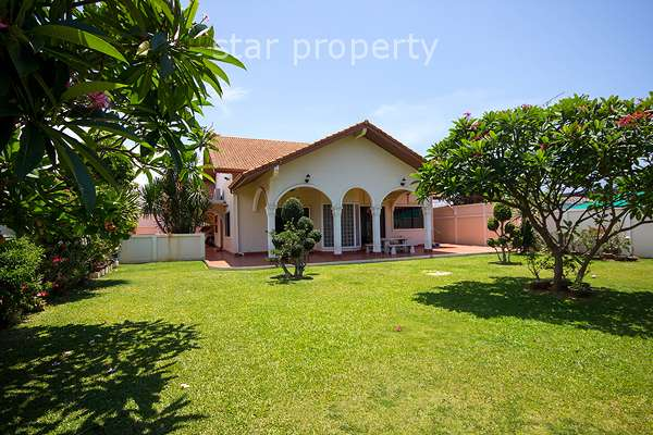 3 Bedroom Bungalow in Soi 70 Hua Hin