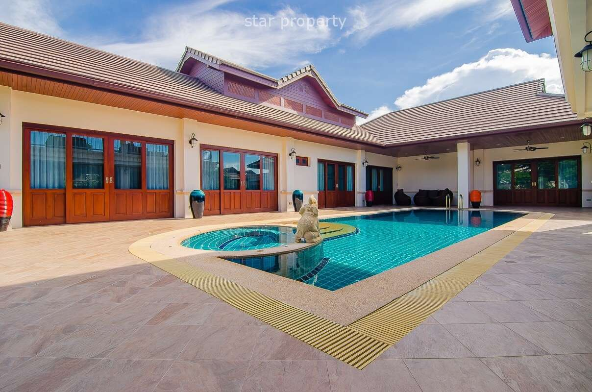 High Quality Pool Villa for Rent at Hillside Hamlet