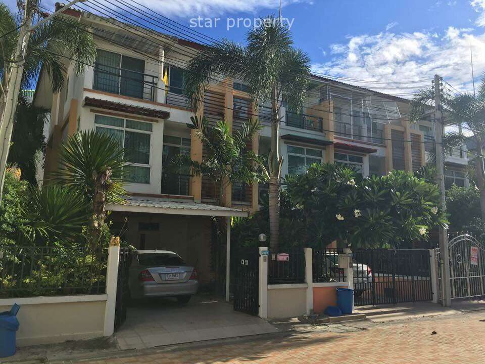 3 Bedroom Townhouse for Sale in Cha Am at The Life Cha Am