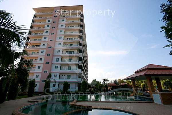 3 Bedroom Penthouse at Tropical Ocean View Cha Am at Tropical Ocean View, Cha Am District