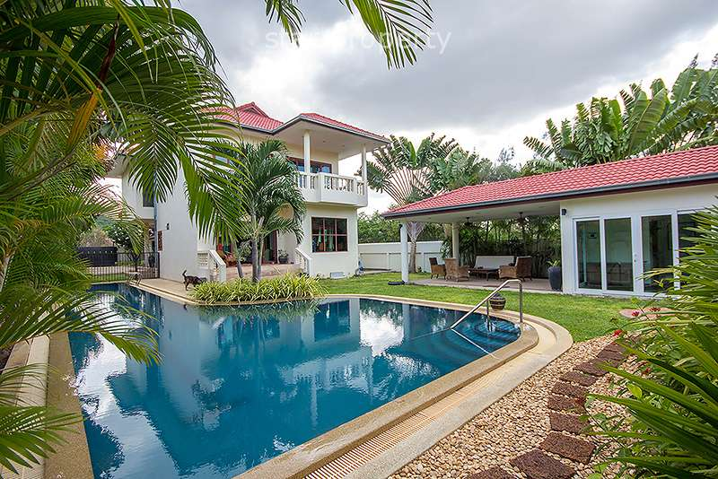 Luxurious Home at Crystal View in Hua Hin Soi 116