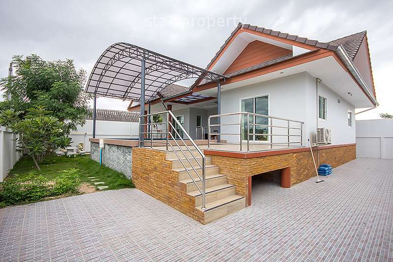 Beautiful 3 Bedroom House with Pool For Sale Hua Hin at Hua Hin District, Prachuap Khiri Khan, Thailand