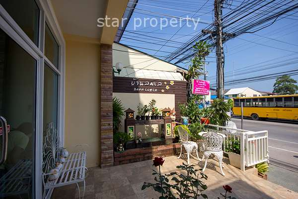 A Commercial Unit in Hua Hin for Sale